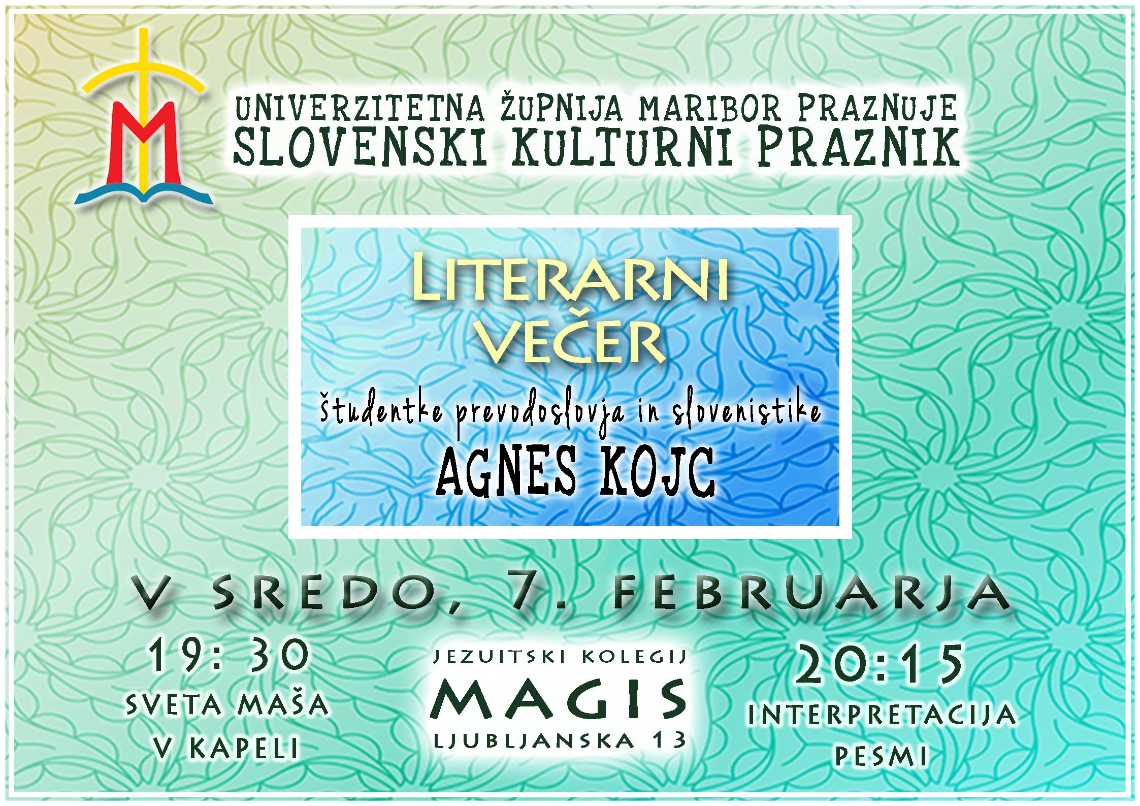 Kulturni praznik v UNIZUP Maribor